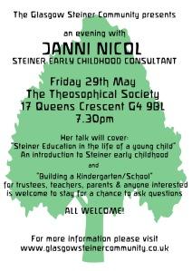 Janni Nicol Talk